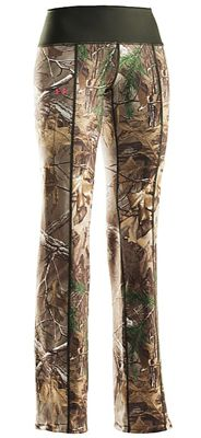 Camo yoga pants; every southern girl's DREAM (besides a truck!)