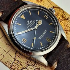 Watches Ideas Discovred by : Todd Snyder Sport Watches, Cool Watches, Watches For Men, Luxury Watches, Rolex Watches, Older Mens Fashion, Watches Photography, Rolex Explorer, Omega Constellation