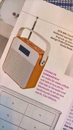 #detaljer #radio #öjarn