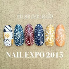 No photo description available. Gel Designs, Cool Nail Designs, Toe Nail Art, Toe Nails, Flower Pedicure Designs, Nail Atelier, Mandala Nails, Manicure Y Pedicure, Instagram Nails