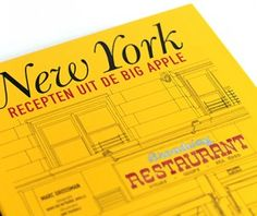 Heerlijk nieuw kookboek: New York, recepten uit de Big Apple
