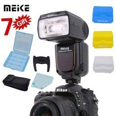 Meike MK-910 MK910 i-TTL 1/8000s HSS Sync Master & Slave Flash Speedlight  for Nikon SB-910 SB-900 D7100 D800 D750 D600 DSLR   Price: US $91.78   http://www.bestali.com/goto/32242150533/10