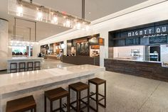 Inside Hudson Eats, The Fancy New Food Court Inside Brookfield Place: Gothamist