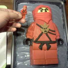 red ninja...i have my work cut out for me!