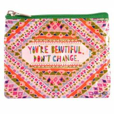 Blue Q - You're Beautiful Coin Purse | 14 Cool Gifts for Mom (2014 Mother's Day)