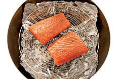 NYT Cooking: Gently Smoked Salmon