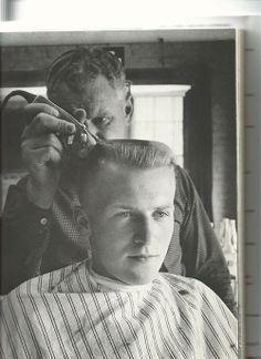 classic flattop haircut