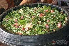 Receita de Couve à mineira em receitas de legumes e verduras, veja essa e outras receitas aqui!