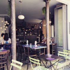 #Restaurant La Bulle | 10e arr. | #paris