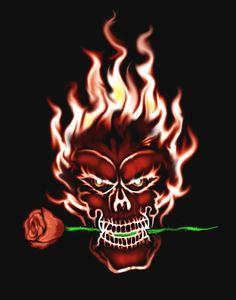 Skull Design by Bhadresh Rajput, via Behance