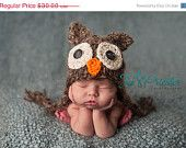 20% off now Poodle baby hat great photograpy prop Many sizes. via Etsy.