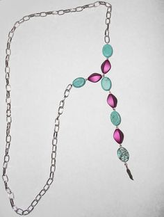 https://www.etsy.com/listing/202576580/sale-item-turquoise-and-purple-beaded