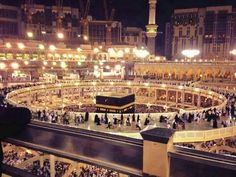 My destination above all !! - Mekkah !