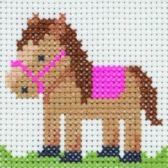 image of Pauly Cross Stitch Kit