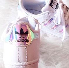 Adidas Superstar Rainbow Stripes