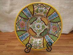 Lovely mosaic design....