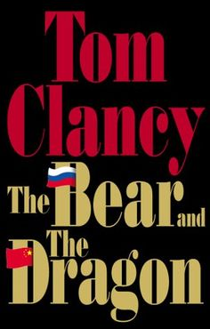 The Bear and the Dragon by Tom Clancy (Audio UnAbridged) E-Delivery - Audio Books - Ideas of Audio Books Tom Clancy Books, Books To Read, My Books, Literature Books, Book Writer, Historical Fiction, Reading Lists, Reading Room, Paperback Books