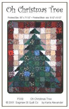 Oh-Christmas Tree - P309