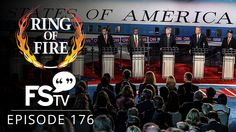 Ring of Fire On Free Speech TV   Episode 176 - Debating For Dummies