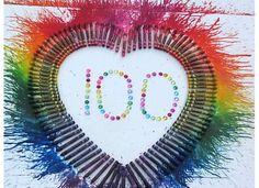 100 day flag