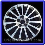 Acura TL 2005 Wheels & Rims Hollander #71746B #Acura #TL #AcuraTL #2005 #Wheels #Rims #Stock #Factory #Original #OEM #OE #Steel #Alloy #Used