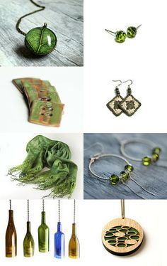 Green day by Iza on Etsy--Pinned with TreasuryPin.com