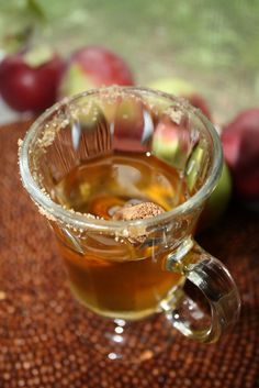 eat.drink.and be merry.: Spiced Hot Apple Cider