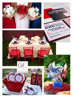 102 best 4th of July wedding ideas images on Pinterest | Aqua ...