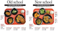 Chew on this, kids: Rules will boost fruit, veggie content in school meals Food Facts, Fruit And Veg, School Lunch, Health Education, Healthy Kids, Veggies, Meals, Recipes, Revolution