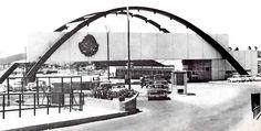 Puerta de México en Matamoros, Tamaulipas 1963 Arq. Mario Pani Point of Entry to Mexico in Matamoros, Tamulipas 1963