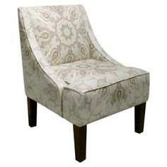 Found it at Wayfair - Isma Linen and Viscose Arm Chair