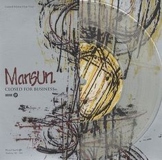 "For Sale - Mansun Closed For Business - Clear Vinyl UK  7"" vinyl single (7 inch record) - See this and 250,000 other rare & vintage vinyl records, singles, LPs & CDs at http://eil.com"