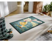 wash+dry Design mats combine quality with durability and timelessly elegant styles - they help you to create the perfect atmosphere for every living room! All wash+dry Design mats are machine washable up to and suitable for tumble drying even Nitrile Rubber, Sound Absorbing, English House, Underfloor Heating, Lisa Marie, Cozy Living, Studio, Pets, Friends