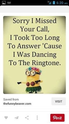 Funny Minions Pictures of the Week - - HAHAHA ! Ich mache das jedes Mal, wenn me… Funny Minions Pictures of the Week – – HAHAHA ! Funny Qoutes, Funny Relatable Memes, Cute Quotes, Funny Texts, Humor Quotes, Epic Texts, Funny Dance Quotes, Sister Quotes Funny, Top Quotes