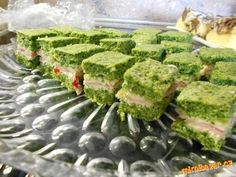 Špenátové chuťovky