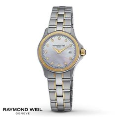 RAYMOND WEIL Parsifal Timepiece for Her