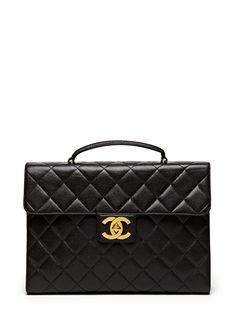 chanel briefcase... for when i'm a big bad lawyer :)