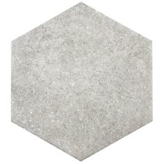 """Transit 9.88"""" x 8.63"""" Porcelain Floor and Wall Tile in Gray"""