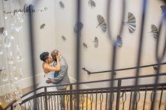 I'm excited to share photos from Ashlee and John's Wedding at Hyatt Atlanta Perimeter at Villa Christina. My favorite element was the circle ceremony and the marriage covenant that she displayed at the reception. Photo Credit: Taun Henderson Photography