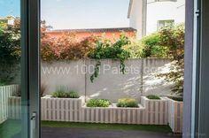 Modern Pallet Terrace