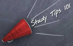 College study tips dorm-room-bound