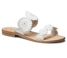 Possible Wedding Sandal: Lauren Sandal - Jack Rogers - Jackrogersusa.com - Jack Rogers USA