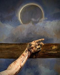 Jesus Christ Painting, Jesus Art, Christian Paintings, Christian Art, Catholic Art, Religious Art, Jesus Is Life, Crucifixion Of Jesus, Pictures Of Jesus Christ