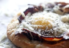 Joanne Chang's Breakfast Pizzas #recipe