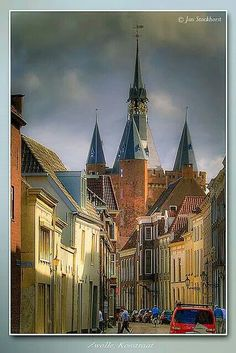 Zwolle, Koestraat