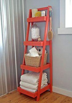 Además de su función principal, nosotras podemos darle otros muchos usos y convertirlas en percheros, toalleros... Elementos para decorar nuestro hogar...