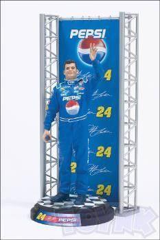 Mcfarlane NASCAR Series 2 Richard Petty New York Yankees
