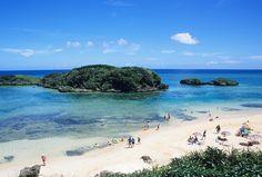 """西表島「星砂の浜」 / Iriomote Island """"Hoshisuna no Hama"""""""