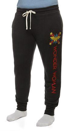 Wonder Woman Ladies' Sweatpants - Exclusive