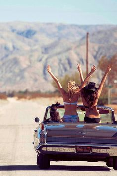 Summer, friendship, young, freedom, roadtrip, travel